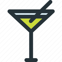 alcohol, beverage, cocktail, drink, glass, martini, wine icon