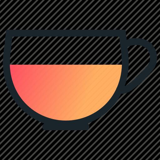 beverage, coffee, hot drink, mug, tea, tea cup icon