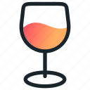alcohol, beverage, drink, liquor, wine, wine glass icon