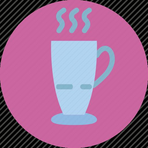 beverage, drink, mug, tall icon