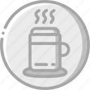 beverage, drink, mug icon