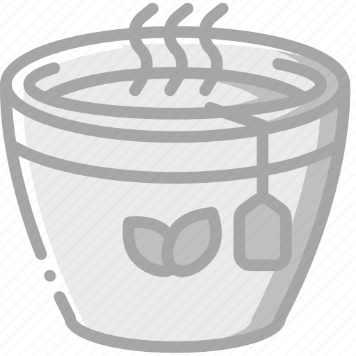 beverage, drink, mug, tea icon
