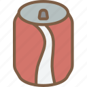 beverage, can, drink, fizzy icon