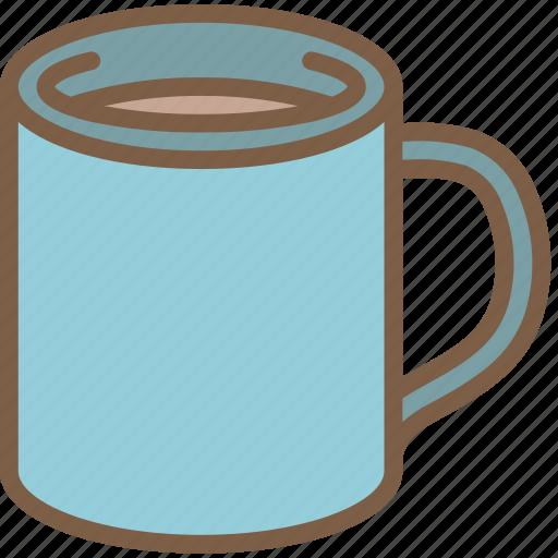 beverage, coffee, drink, mug icon