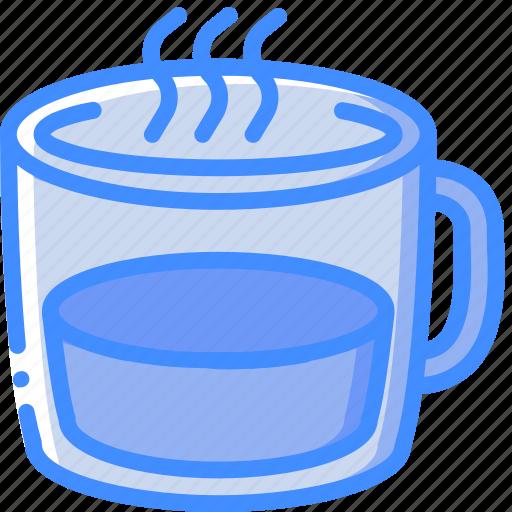 beverage, drink, glass, mug icon