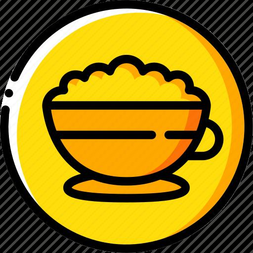 beverage, cappuccino, drink icon