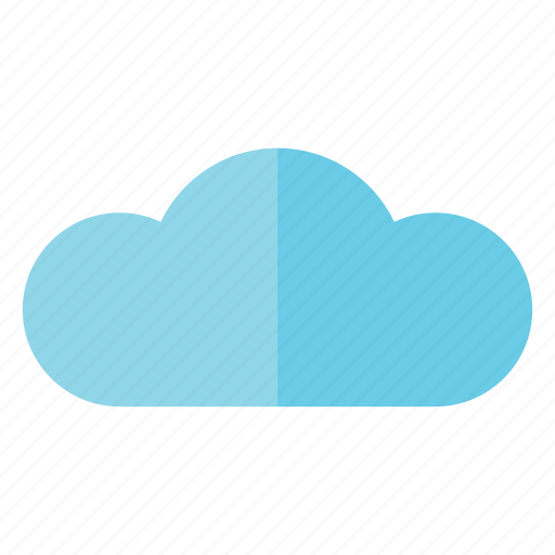 cloud, clouds, element, elements, weather icon