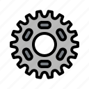 bicycle, bike, chain, gear, mechanism