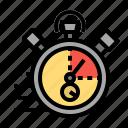 clock, fast, stopwatch, training, watch
