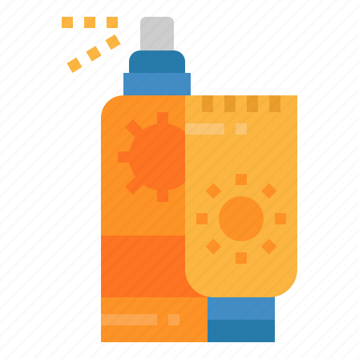 block, bottle, healthcare, lotion, sun icon
