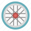 ride, rim, tire, tyre, wheel icon