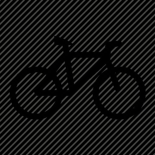 bicycle, bike, biking, cycling, fixed, gear, racing icon