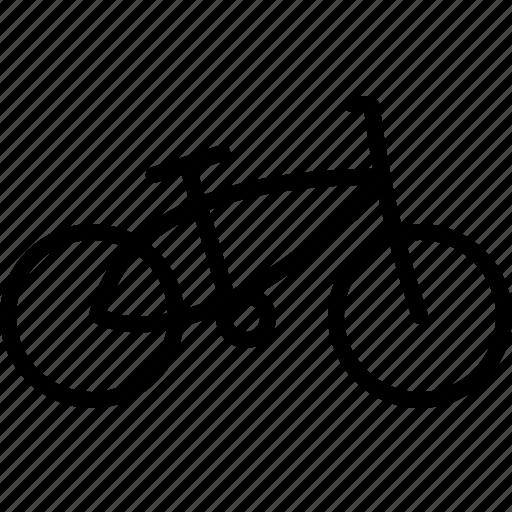 bicycle, bike, cycle, cycling, ride, sand bike icon