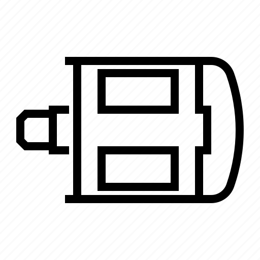 bicycle part, bike, pedal icon