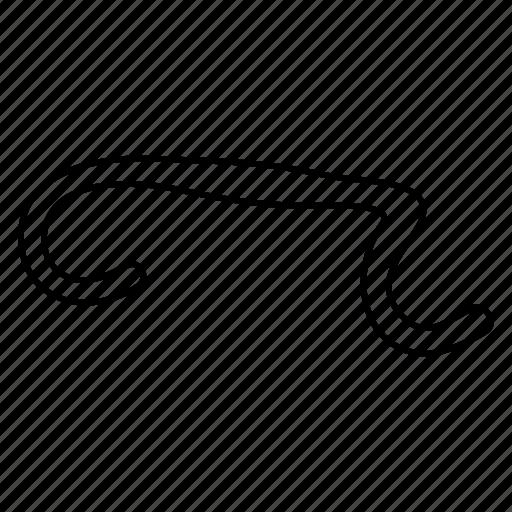 bicycle, bike, components, handlebar, parts icon