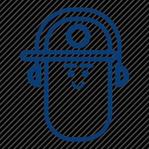 avatar, boy, face, male, man, smile, user icon