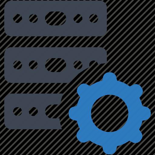 Database, server, setting icon - Download on Iconfinder