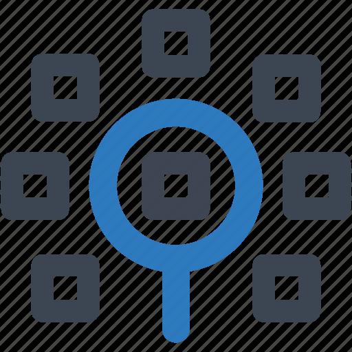 analytics, big, data icon