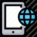 data, internet, mobile, web
