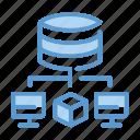 server, network, big data