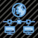 network, shared, web