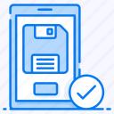 backup, data storage, data store, data usage, mobile save data