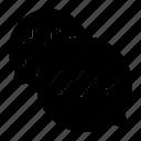bubble, communication, database, internet, server, technology icon
