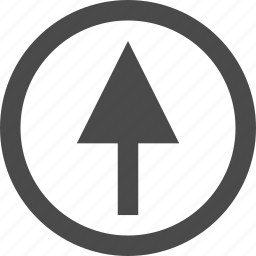 arrow, arrows, up icon