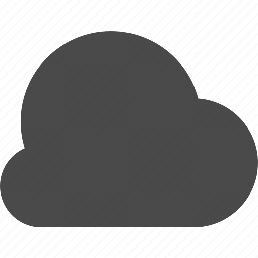 cloud, data, storage, weather icon