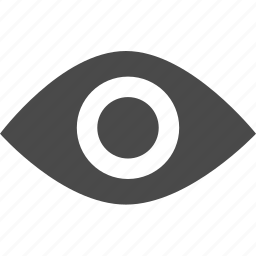 eye, look, see, view, vision icon