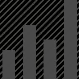 analysis, graph, graphcs, statistics icon