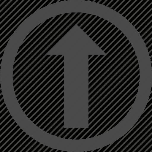 cloud, data, database, storage, upload icon
