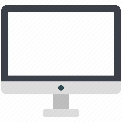 computer, desktop, display, imac, monitor, screen, thunderbolt icon