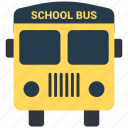 bus, public, tour, transit, transport, transportation, vehicle icon