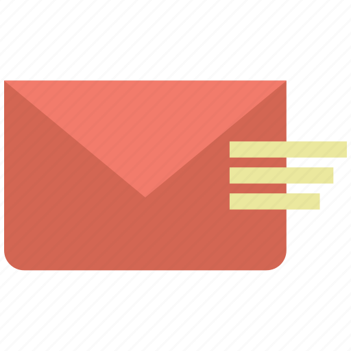 email, mail, send, sent icon