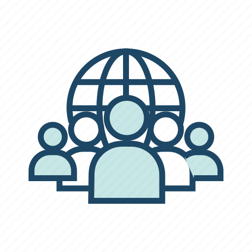 global business, global communication, global community, global data, share market icon