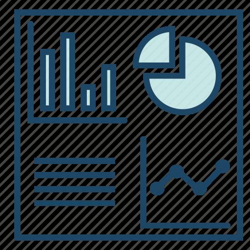 analytics, dashboard, data analytics, database report, statistics icon