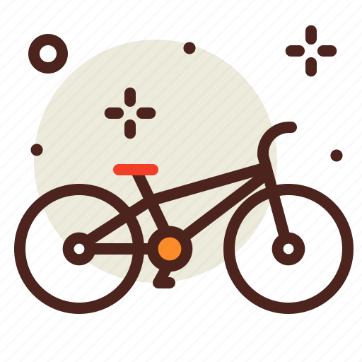 bycicle5, movement, outdoor, transport, travel icon