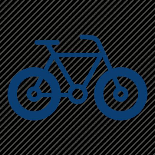 bicycle bicycle, bike, biking, cycling, mountain bike, sport icon