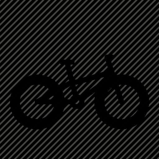 bicycle, bike, hill, mountain, sport, transportation icon