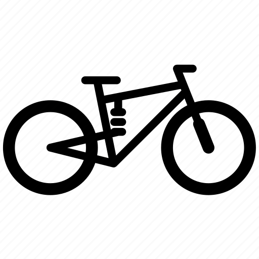 bicycle, bike, bikecons, cycling, mountain, mtb, sport icon