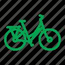 bicycle, bike, cycle, lady bike, sport, travel, vacation