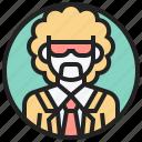 biochemist, genius, researcher, scholar, scientist icon