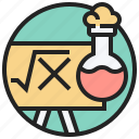 formula, hypothesis, principle, science, theory icon