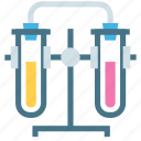 chemical, experiment, lab, result, sample, testing, tube icon