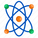 atom, science, chemistry, nuclear, atomic, electron