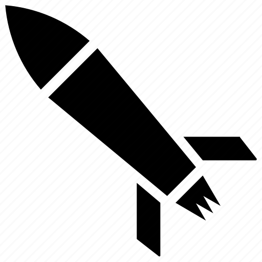 launch, missile, rocket, space shuttle, startup icon