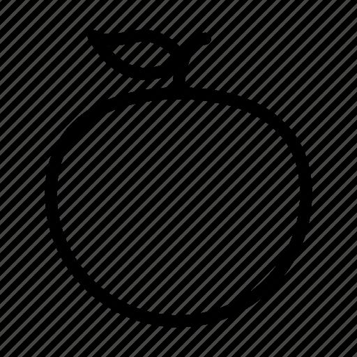 Eat, food, fruit, healthy, orange icon - Download on Iconfinder