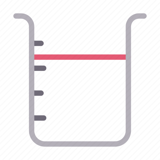 Beaker, experiment, lab, practical, science icon - Download on Iconfinder