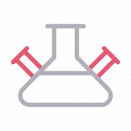 Beaker, experiment, flask, lab, science icon - Download on Iconfinder
